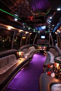 Toronto Party Limo Bus