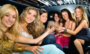 limousines for special events