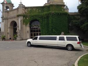 Limousine Rentals in Toronto